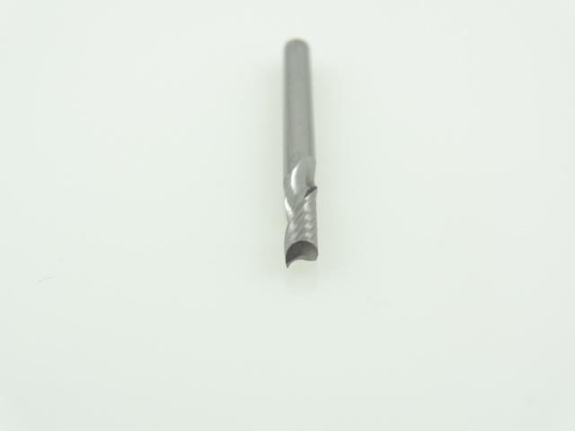 Однозаходная фреза DJTOL N: диам. 3.175 мм, реж. длина 10 мм